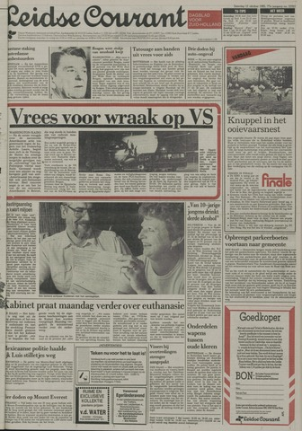 Leidse Courant 1985-10-12