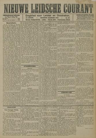 Nieuwe Leidsche Courant 1923-03-26