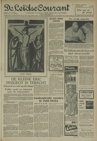 Leidse Courant 1960-04-15