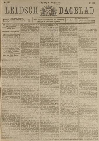 Leidsch Dagblad 1907-10-11