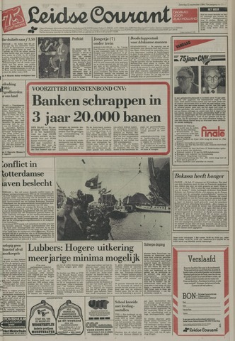 Leidse Courant 1984-09-22