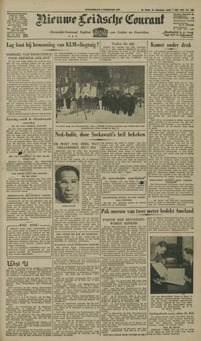 Nieuwe Leidsche Courant 1947-02-06