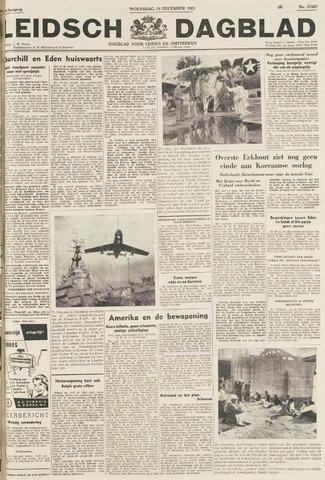 Leidsch Dagblad 1951-12-19
