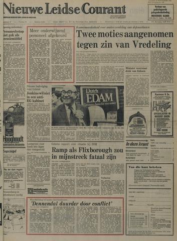 Nieuwe Leidsche Courant 1974-09-27