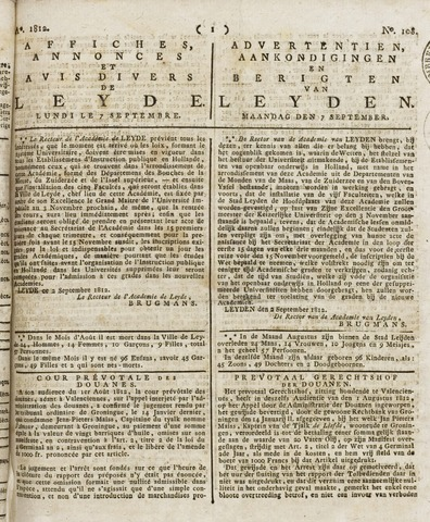 Leydse Courant 1812-09-07