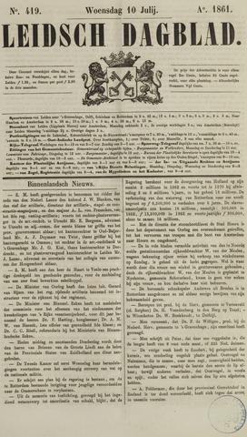 Leidsch Dagblad 1861-07-10