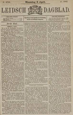 Leidsch Dagblad 1882-04-03