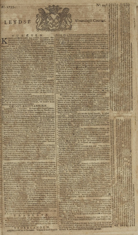 Leydse Courant 1755-12-10