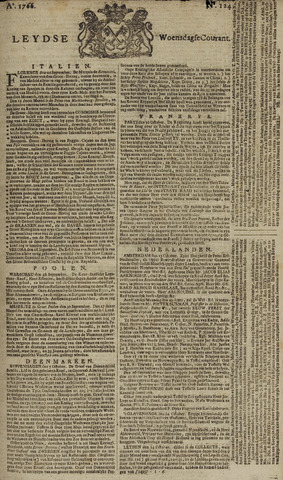 Leydse Courant 1766-10-15