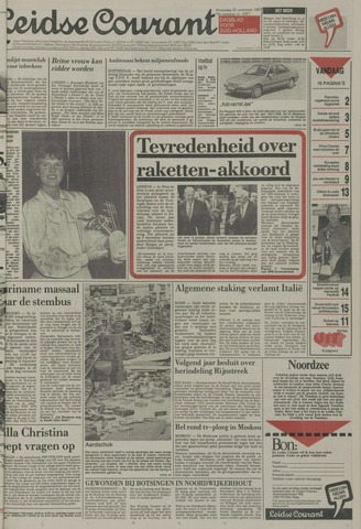 Leidse Courant 1987-11-25