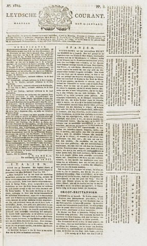 Leydse Courant 1824-01-19