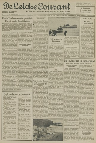 Leidse Courant 1949-03-02
