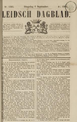 Leidsch Dagblad 1864-09-06