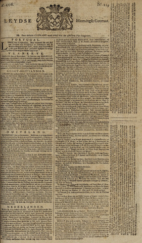 Leydse Courant 1778-10-05
