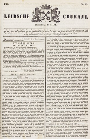 Leydse Courant 1877-03-15