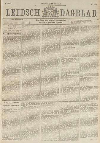 Leidsch Dagblad 1894-03-27