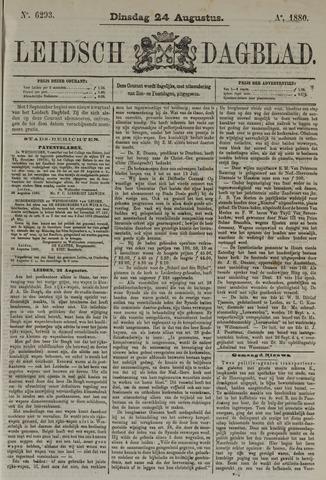 Leidsch Dagblad 1880-08-24