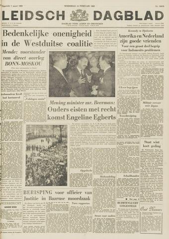 Leidsch Dagblad 1962-02-14
