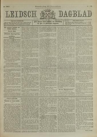 Leidsch Dagblad 1911-11-16