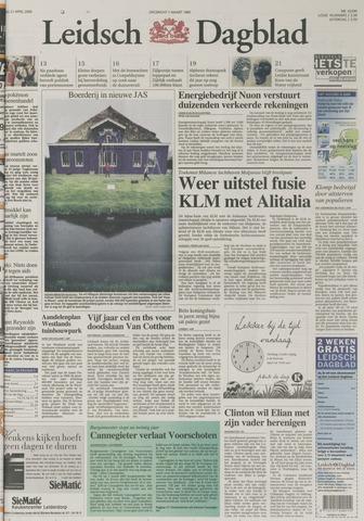 Leidsch Dagblad 2000-04-21