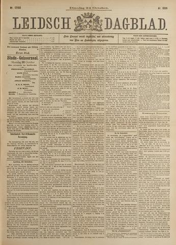 Leidsch Dagblad 1899-10-24