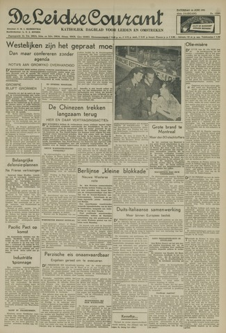 Leidse Courant 1951-06-16