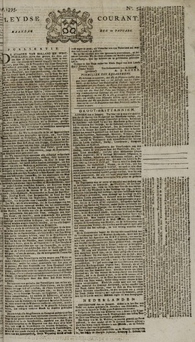 Leydse Courant 1795-01-12