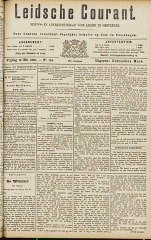 Leydse Courant 1890-05-16