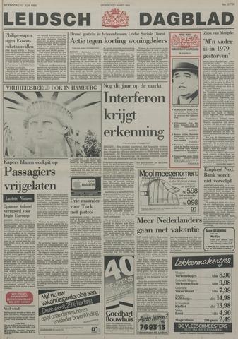 Leidsch Dagblad 1985-06-12