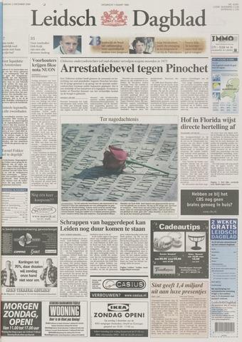 Leidsch Dagblad 2000-12-02