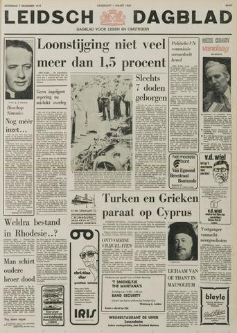 Leidsch Dagblad 1974-12-07