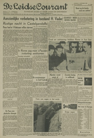 Leidse Courant 1958-10-07