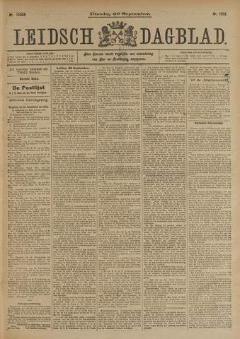 Leidsch Dagblad 1902-09-30