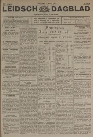 Leidsch Dagblad 1935-04-17