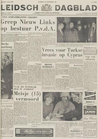 Leidsch Dagblad 1967-11-25