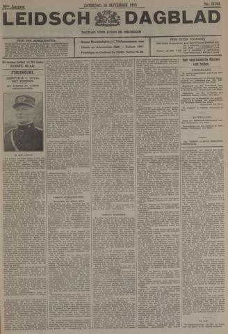 Leidsch Dagblad 1935-09-28