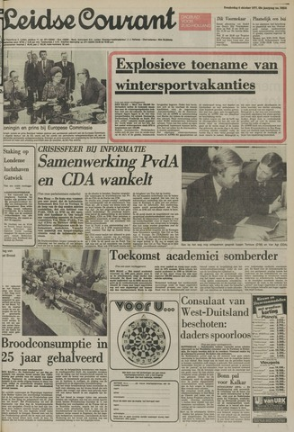 Leidse Courant 1977-10-06