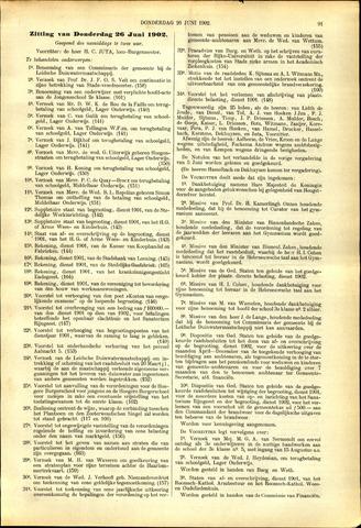 Handelingen van de Raad 1902-06-26