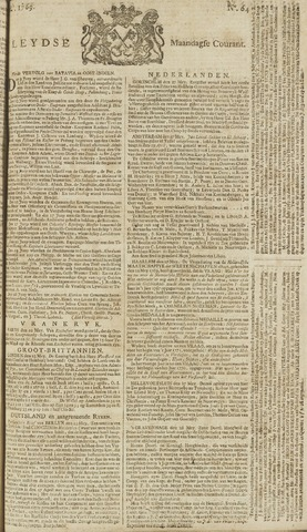 Leydse Courant 1769-05-29