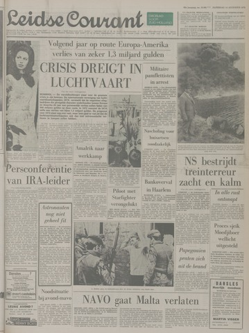 Leidse Courant 1971-08-14