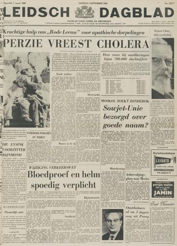 Leidsch Dagblad 1968-09-03