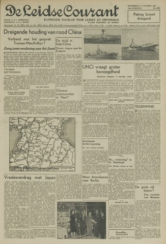 Leidse Courant 1950-10-12