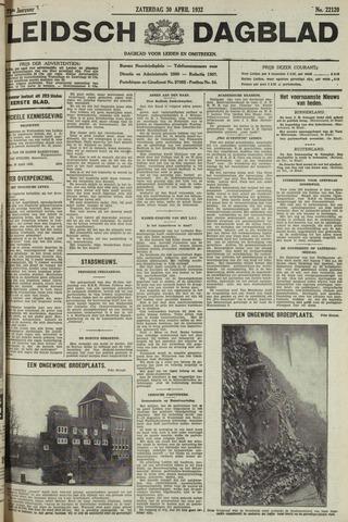 Leidsch Dagblad 1932-04-30