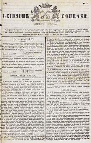 Leydse Courant 1879-01-11