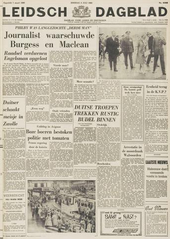 Leidsch Dagblad 1963-07-02