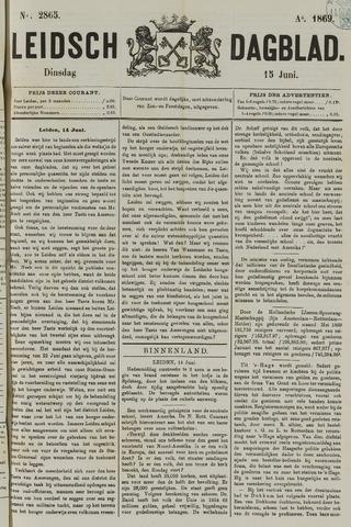 Leidsch Dagblad 1869-06-15