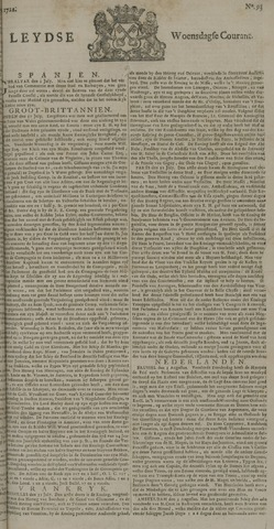 Leydse Courant 1722-08-05
