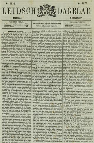 Leidsch Dagblad 1876-11-06