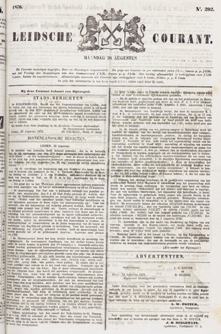 Leydse Courant 1876-08-28