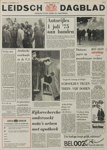 Leidsch Dagblad 1974-11-12